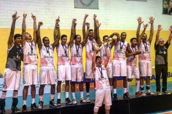 Soldado disputou campeonato sub-20 na categoria juvenil
