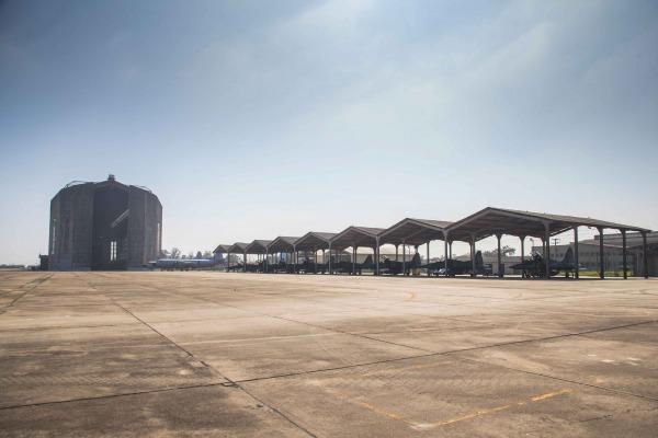A Base Aérea de Santa Cruz é sede de unidades de caça e se prepara para defender o céu do Rio de Janeiro durante as Olimpíadas