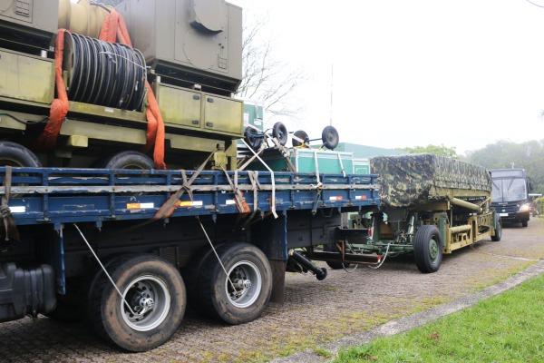 equipamento radar 4º/1ºGCC  1T CTA FNUNES