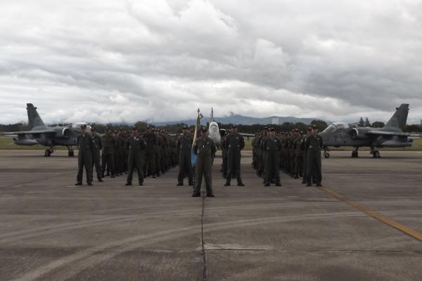 Cerimônia Militar  3S BFT Marllon