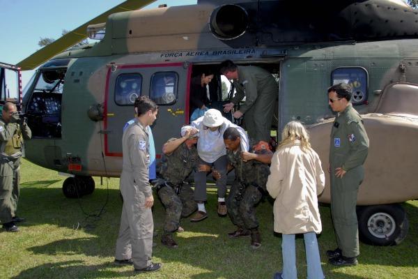 Objetivo é aprimorar atuação em situações de emergência em apoio à população