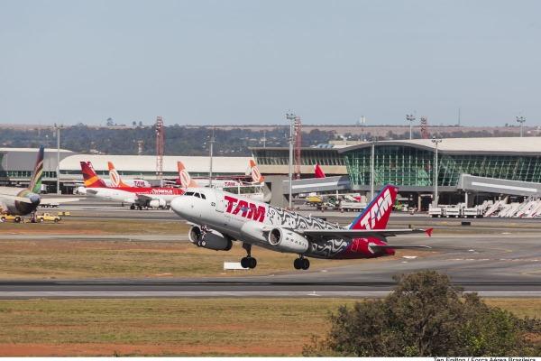 As mudanças objetivam melhorar o fluxo de aeronaves durante as Olímpíadas de 2016