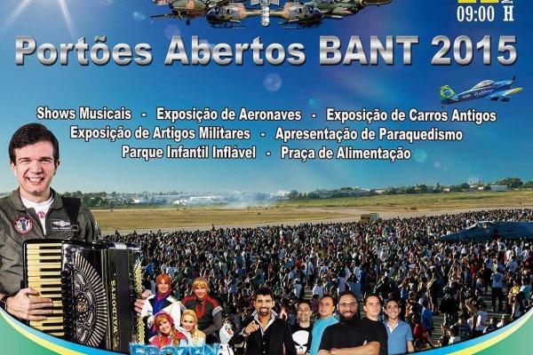 Público poderá conferir exposição de aeronaves e artigos militares utilizados pela FAB