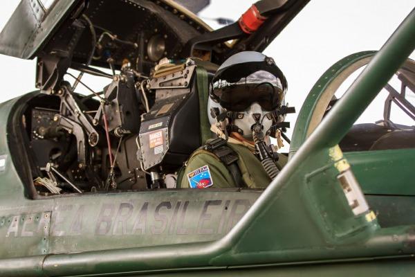 Cabo Feitosa/Agência Força Aérea