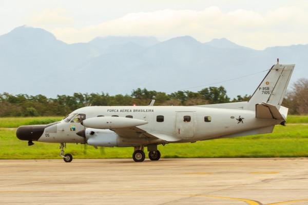 P-95 do Esquadrão Netuno  Cabo André Feitosa / Agência Força Aérea