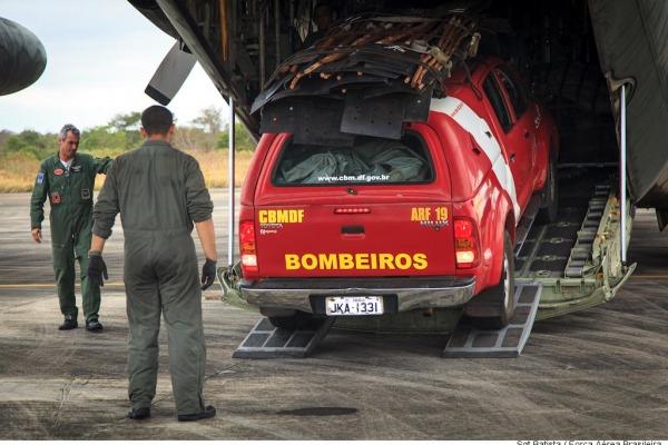 Agência Força Aérea/ Sargento Batista
