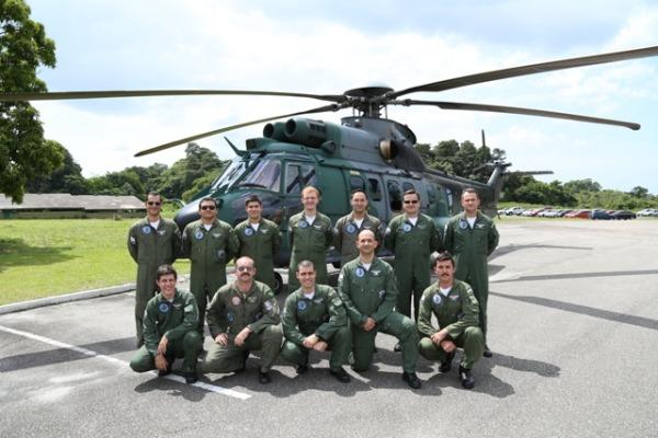 Brasil é um dos cinco países no mundo que realizam formação de pilotos de prova