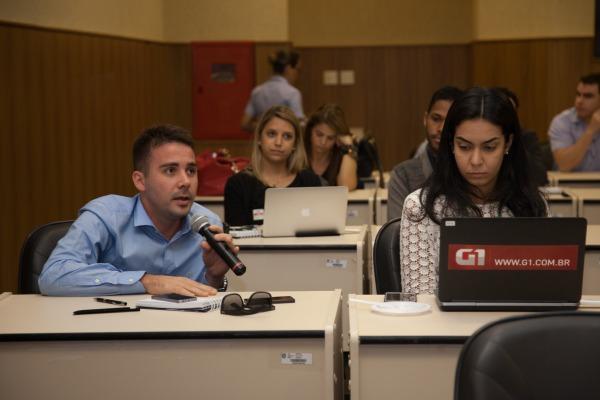 Objetivo é aproximar profissionais de imprensa para facilitar as coberturas midiáticas