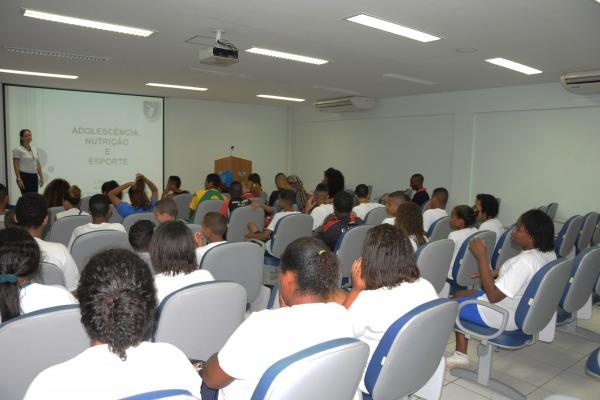 Eles fazem parte de programas apoiados pela Comissão de Desportos da Aeronáutica (CDA)