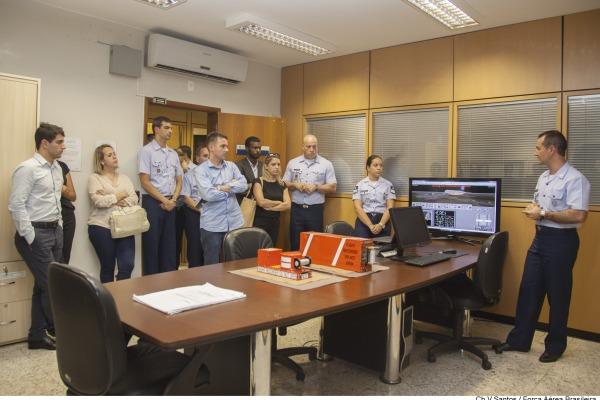 Assista ao vídeo sobre o I Seminário de Investigação de Acidente Aeronáutico para a Imprensa