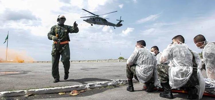 Exercício contará com a participação de aproximadamente 700 militares e 200 civis