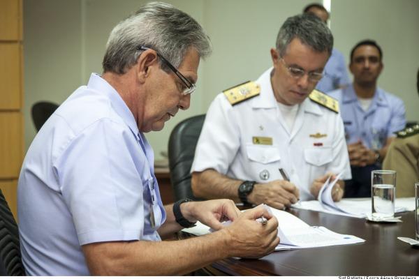 Centros de operações e antenas de recepção e envio de dados do SGDC serão erguidos dentro de áreas militares