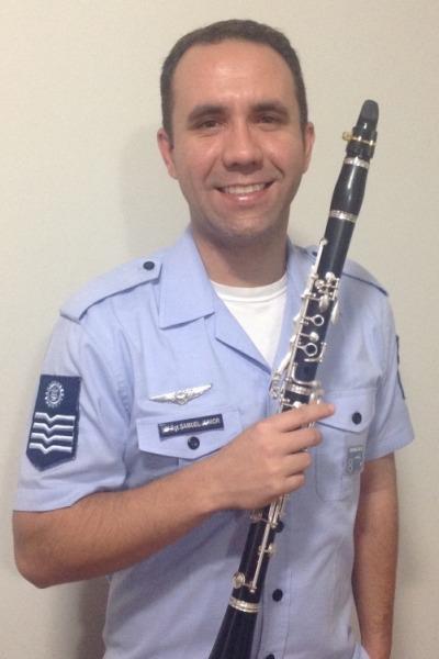 2° Sargento Samuel  Sgto Samuel