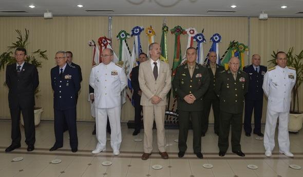 Ele recebeu o cargo do General de Exército José Carlos De Nardi em solenidade realizada em Brasília (DF)