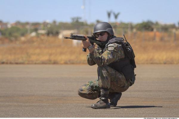 Militares da área também serão empregados nos Jogos Olímpicos no Rio de Janeiro
