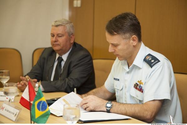 Agência Força Aérea/Sargento Batista