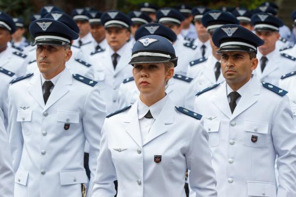 Tenente Andressa Vieira vai atuar no Esquadrão Guardião  Agência Força Aérea/Cabo Feitosa