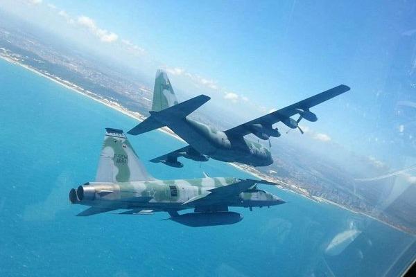 Primeira Força Aérea especializou 118 pilotos nas aviações de caça, patrulha, transporte e helicóptero