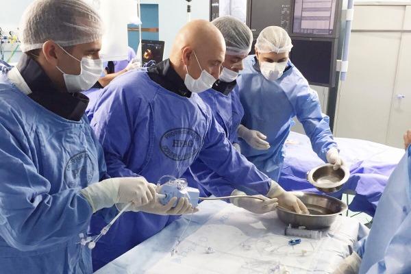 A técnica não invasiva ajuda a aumentar a qualidade de vida de pacientes com insuficiência da válvula mitral