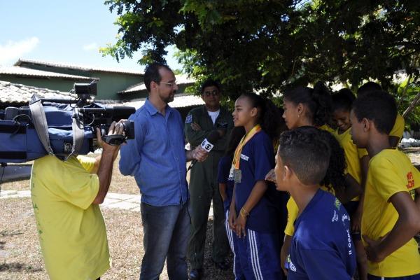 Programa visa a inclusão social de crianças e adolescentes por meio do esporte