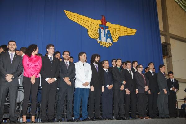 Solenidade foi presidida pelo Ministro da Defesa Aldo Rebelo