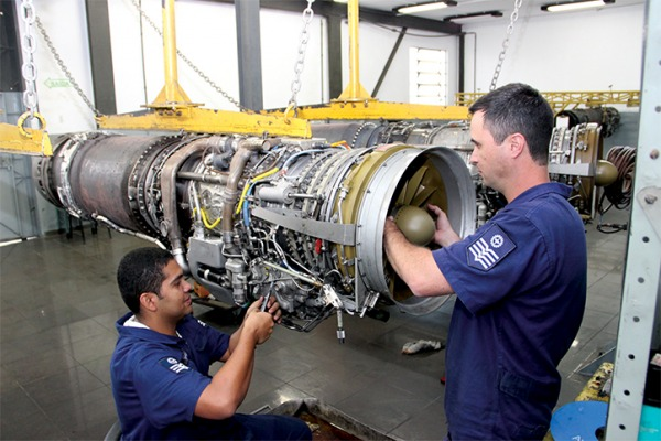 Índice representa um aproveitamento maior do número de treinamentos efetivos dos pilotos