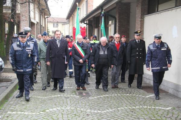 Caminhada lembrou Tenente Aurélio  Adidância Militar