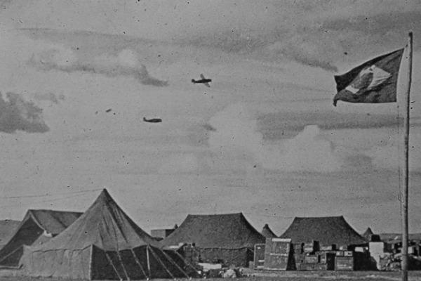 Participação do Esquadrão brasileiro foi elogiada pelos aliados