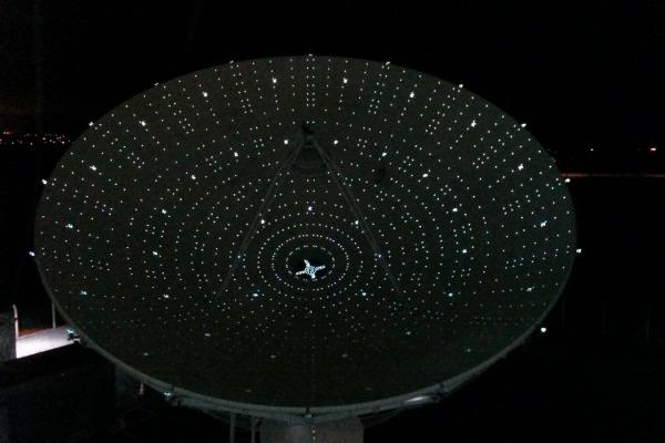 Equipamento será responsável por enviar comandos ao satélite brasileiro em órbita