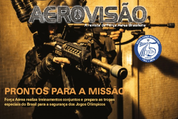 Publicação também mostra participação dos engenheiros brasileiros no desenvolvimento do caça Gripen NG