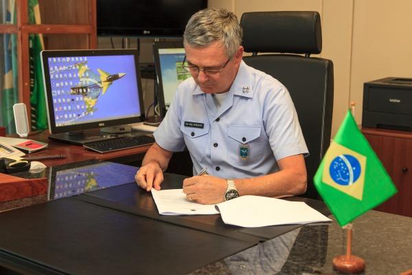Em entrevista, Comandante da Aeronáutica apresenta principais objetivos da instituição para os próximos 25 anos