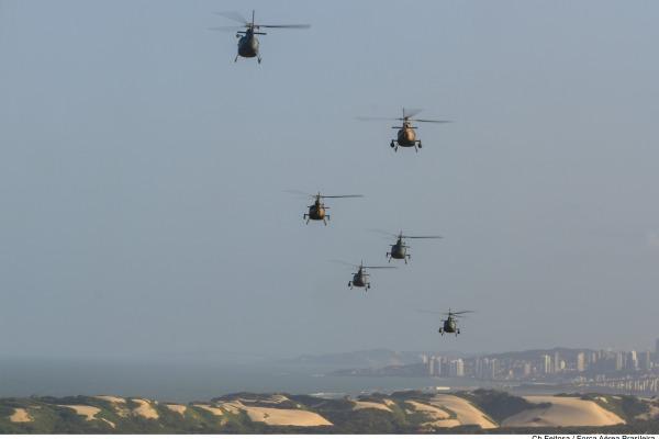 Produto homenageia Dia da Aviação das Asas Rotativas, celebrado nesta quarta-feira (03/02)
