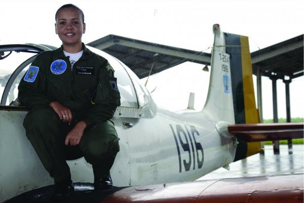 Início de ano é tempo de expectativa para os cadetes aviadores que começam a instrução de voo