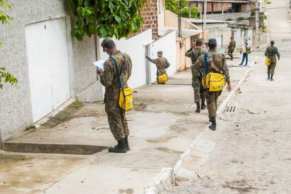 Em cinco dias de ação, foram tratados 432 criadouros