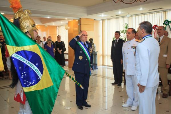 Solenidade de transmissão de cargo ocorreu na quinta-feira (04/01) em Brasília
