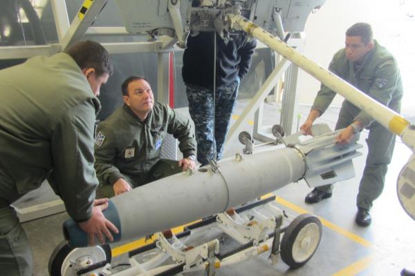Em 2016, a FAB planeja executar o primeiro lançamento de torpedo MK-46