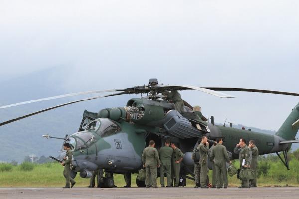 O objetivo é treinar pilotos e mantenedores da FAB recém-chegados em Porto Velho