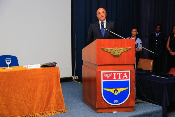 Presidente em exercício da Finep  Agência Força Aérea/Sargento Johnson