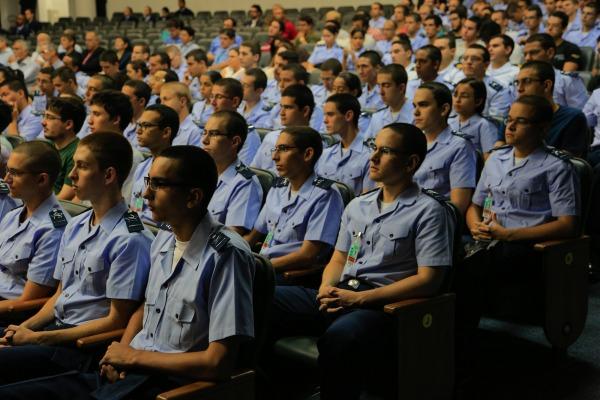 Presidente em exercício da Finep, Pedricto Rocha Filho, abre ano letivo do instituto
