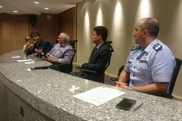 O objetivo foi discutir a estratégia nacional do setor no Maranhão e apresentar as áreas que devem ser priorizadas