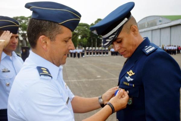 Um dos objetivos foi melhorar a performance esportiva de cadetes do país sulamericano