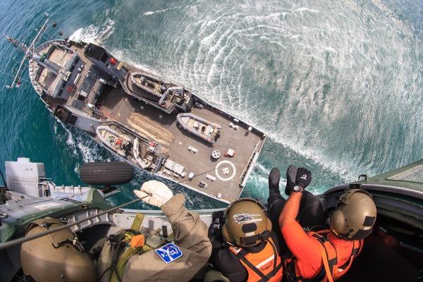 Além da manutenção operacional, a FAB forma novos profissionais de busca e salvamento durante o Exercício Carranca V