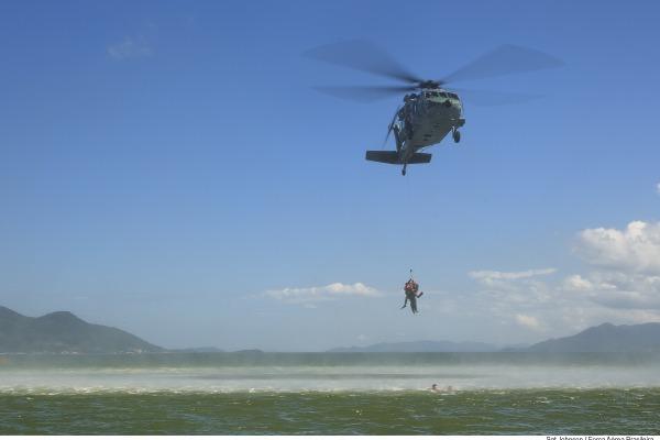 Agência Força Aérea/ Sargento Johnson
