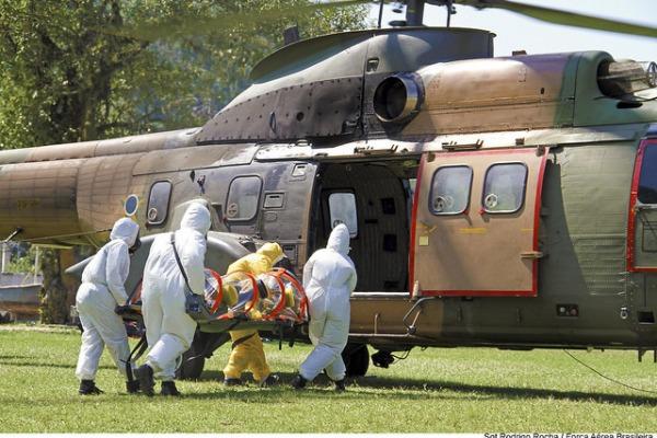 Hospital de Força Aérea do Galeão vai realizar evento sobre resposta médica em caso de desastres, atentados e catástrofes
