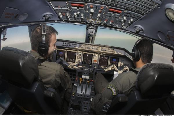 O principal desafio para os alunos foi a transição do avião turboélice para o avião a jato