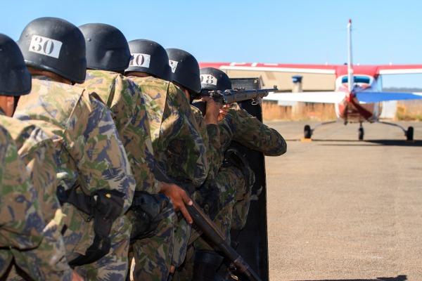 Curso contará com a presença de 25 militares