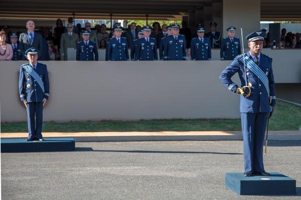 Solenidade aconteceu na Base Aérea de Brasília na tarde desta sexta-feira (01/04)