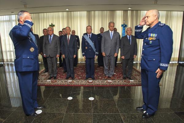 Tenente-Brigadeiro Araujo assume o cargo de Secretário de Economia e Finanças da Aeronáutica