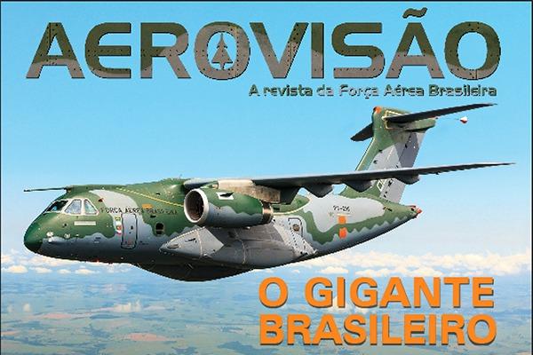 Nova edição da revista Aerovisão, que já está disponível online, traz entrevista com o novo reitor do ITA