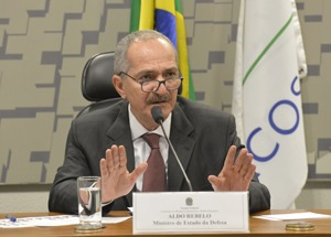 Ministro destacou a Amazônia como área de preocupação da segurança e defesa nacional